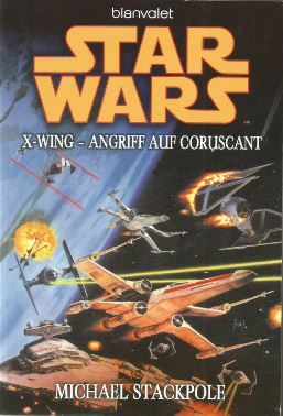 X-WING - Angriff auf Coruscant